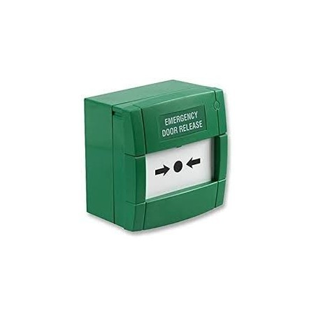 ESP EVEBG Call Point Door Release Green
