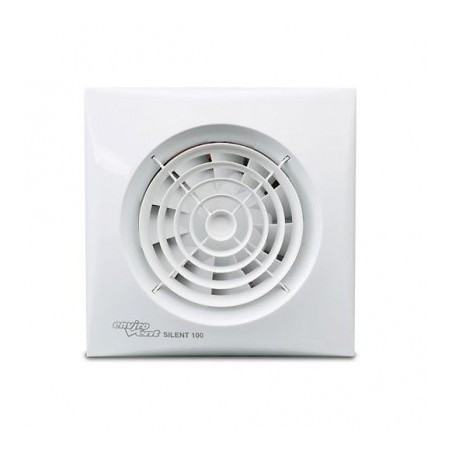 Envirovent SIL100HT  Extractor Humidity Timer Fan 230V