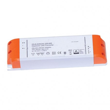 Ansell AD30W/12V LED Driver - Voltage Current Non-Dimmable 12V 30W
