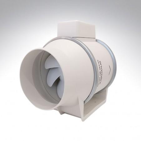 Envirovent SILMV160/100S Inline Duct Fan