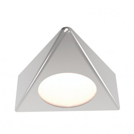 Ansell ARLEDTL/CW Reveal AC LED Tri-Light Cool White 2W Satin Chrome
