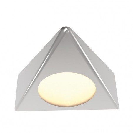 Ansell ARLEDTL/WW Reveal AC LED Tri-Light Warm White 2W Satin Chrome
