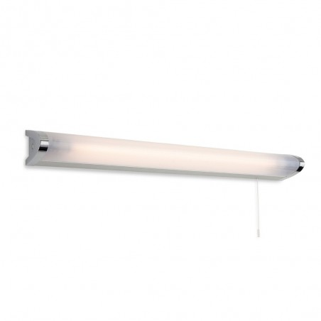 Firstlight 8628CH Amari Chrome wall light