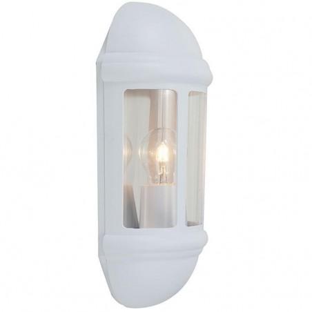 Ansell ALHL/WH Latina Polycarbonate Half Lantern 42W White