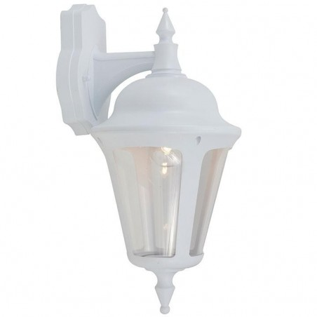 Ansell ALWL/WH Latina Polycarbonate Wall Lantern 42W White