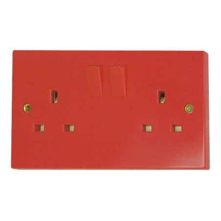 Click WA180 Socket 2G Switched DE 13A