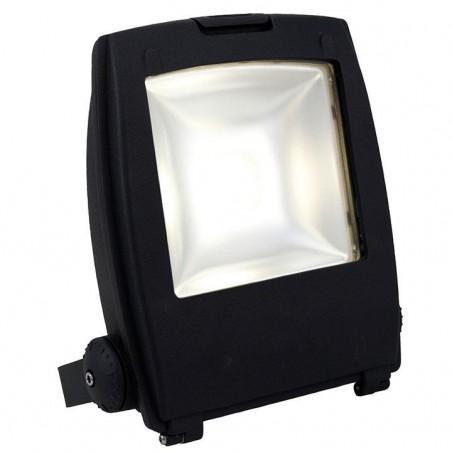 Ansell AMLED50 Mira LED Floodlight - 50W Cool White - Graphite