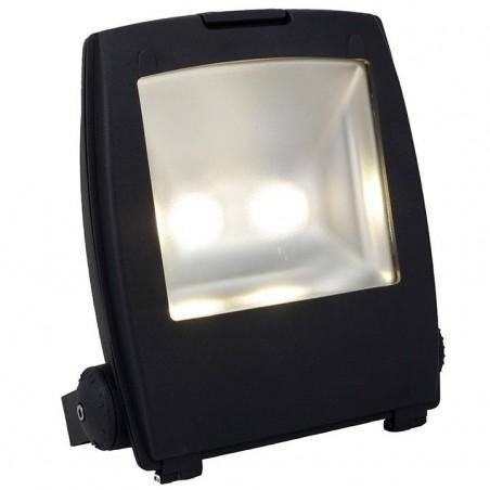 Ansell AMLED100 Mira LED Floodlight - 100W Cool White - Graphite
