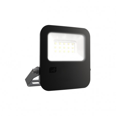 Ansell AZILED10 Zion LED Polycarbonate Floodlight - 10W Cool White