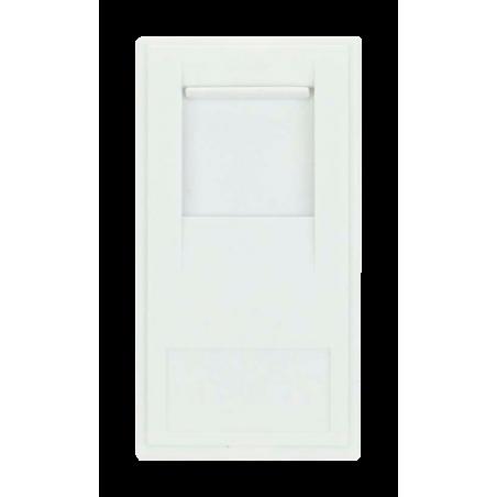 Click MM480WH Socket RJ45 Cat5E White