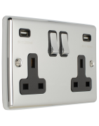 Decorative Switches and Sockets